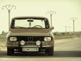 Dacia 1300 ' La France ' II by MWPHOTO
