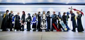 Xemnas - Organization XIII by AmetystKing
