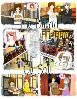 The Bread of Salt by NVM Gonzales by hissatsugirl