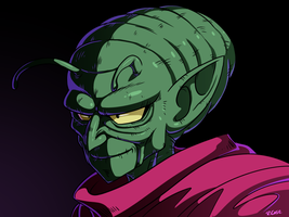 Piccolo Daimao by rongs1234