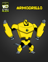 Armodrillo by Slapshot6610