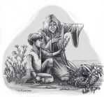 Herb Lesson by mallettepagan0