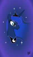 Portrait of Luna by RadicalFish7