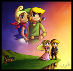 LoZ: Do you think... by Ferisae