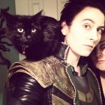 Loki with his Feline Counterpart by LaneDevlin