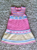 Pastel Dress for Girl, age 3 by ToveAnita
