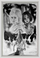 Silent Hill Revelation by Oscarliima