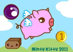 Coin Pig Preview by Minty-Kitty-Art
