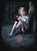Sookie Stackhouse - True Blood by altharis