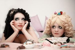GLAM_Candy Angels by TheOuroboros