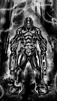 Enforcer by Harshad1984
