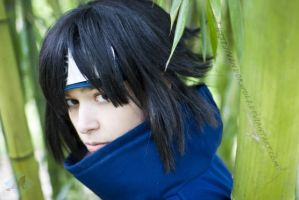 Sasuke: Farewell to Innocence by VandorWolf