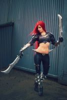 League of Legends - Katarina 3 by Vera-Chimera