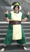 Toph Cosplay by Miss-Star-Bucket