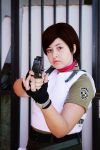 Rebecca Chambers - RE0 by LRCoslovers
