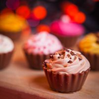 Cupcake Chocolates by b-r-ee-z-e