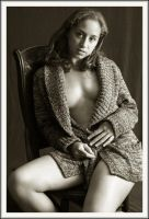 Sweater and Rocker in Sepia by emsterb