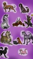 Saints Row 3: Dogs by KinDzaDza228