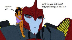 Holidays 8 D by Kalix5