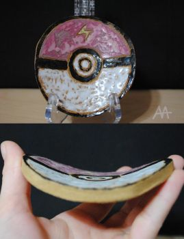 Poke Ball by AAurion