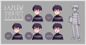 Lazlow - Expressions by WhipsmartMcCoy
