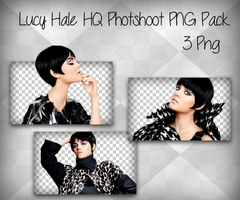 Lucy Hale HQ Photoshoot PNG Pack #1 by BarushEverdeen