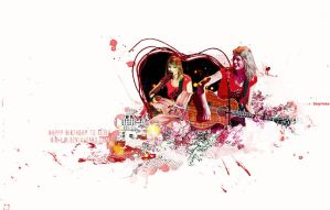 Loving you is RED by Rio-Liv