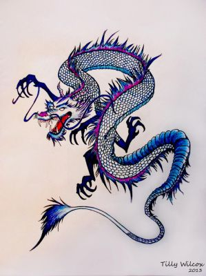 Ghost Dragon by Sturgie