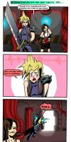 Overkill- Final Fantasy VII by com1cr3tard