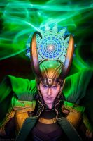 Loki the Beauty King by EmbryonicPith