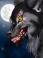 fury of the night by LuarSoulwolf