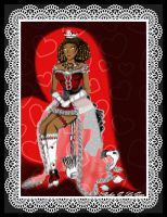Queen of Hearts - Donna by DeedoSwiftleaf