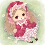 Rabbit Dolly by swdd-cat
