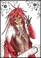 Grell - IV Victims More by diriagoly