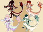 Opris Set One - 1/4 OPEN by Mei--Adopts