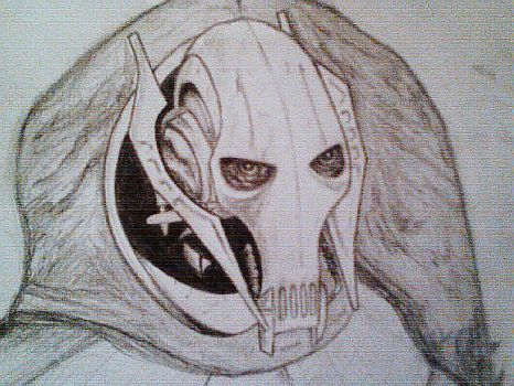 General Grievous by Sithling
