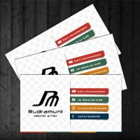 Business card by emperorwarion