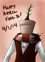 April Fool's Day 2014 by YuPuffin
