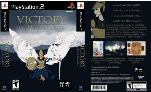 Victory: Battle for Troy cover by MelaniePerry