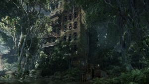 Crysis3|Into the forest by Pino44io