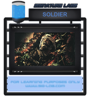 Soldier .PSD by GFX-3ngine