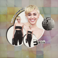 Miley Cyrus PNG Pack by MelissaLovesDance