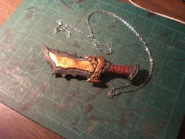 Letter opener OF CHAOS by Waileem