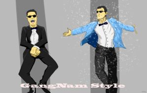 Gangnam Style by HydrogenHippo