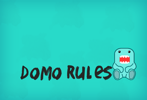 WallPaper Domo Rules by Isfe