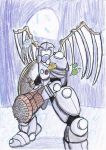Shroomite Armor 2 Colo by Exoskellet