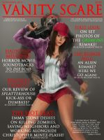 Emma Stone Vanity Scare Cover by Mark35950