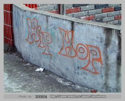 I love HipHop by bunaioding