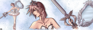 Lightning Returns: FFXIII - Ballerina (Entry) by Trinityinyang