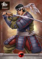 14/27 HACHIMAN by FranciscoETCHART